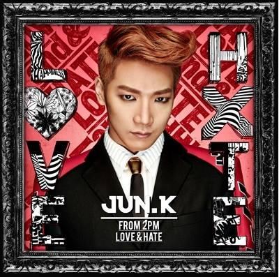"[05.05.14] [INFO] Album solo de Jun.K ""LOVE & HATE"" 485"