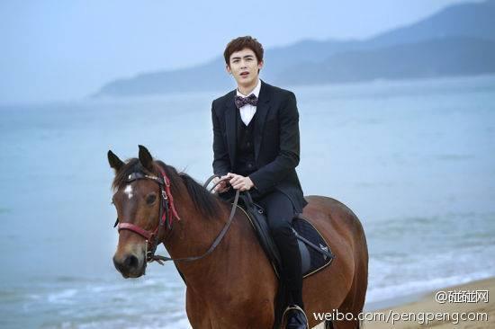 [05.05.14] [PICS OFFICIELLES] If You Love - Chansung & Nichkhun 577