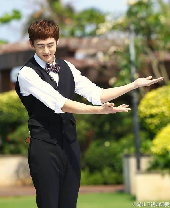 [05.05.14] [PICS OFFICIELLES] If You Love - Chansung & Nichkhun 668