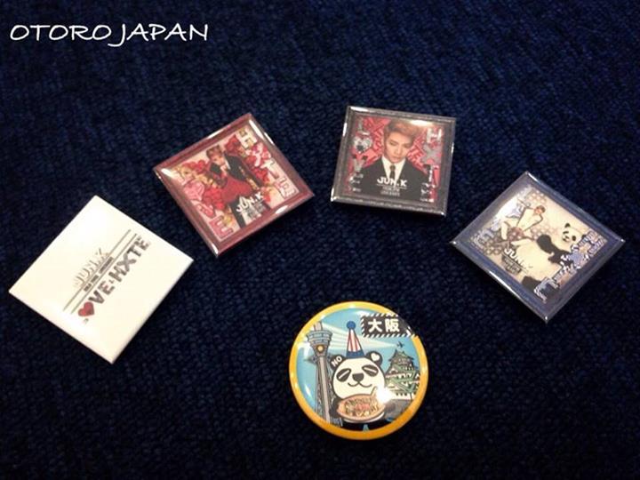 """[18.05.14] [PICS] Goodies de la 1ère tournée solo de Jun.K """"LOVE & HATE"""" 669"""