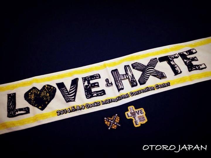 """[18.05.14] [PICS] Goodies de la 1ère tournée solo de Jun.K """"LOVE & HATE"""" 762"""