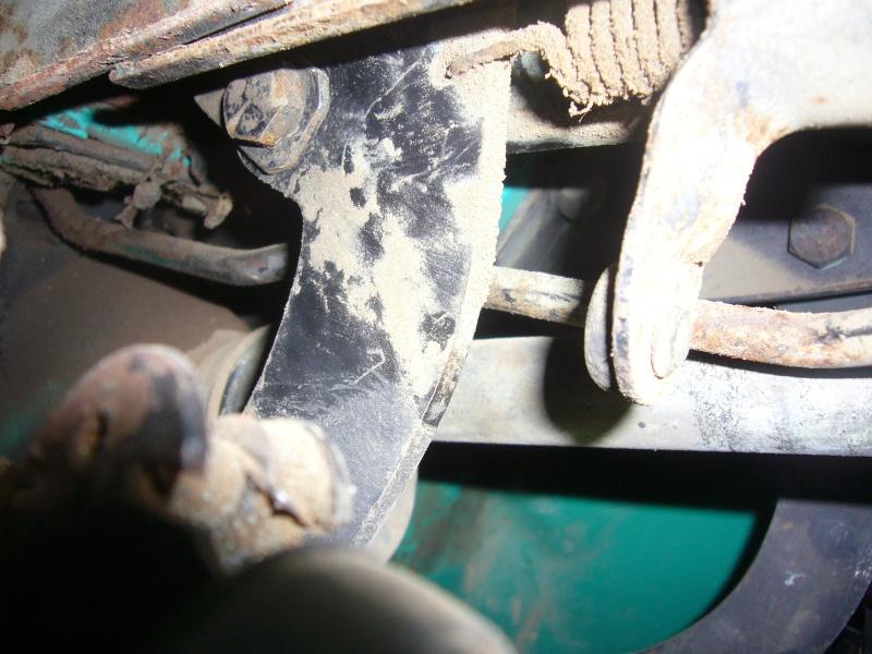 Problème commande d'embrayage 416 P1060516