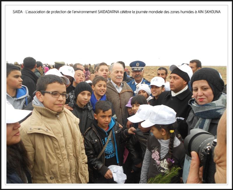 Célébration de la journée mondiale des zones humides Ain Skhouna Dscn0017