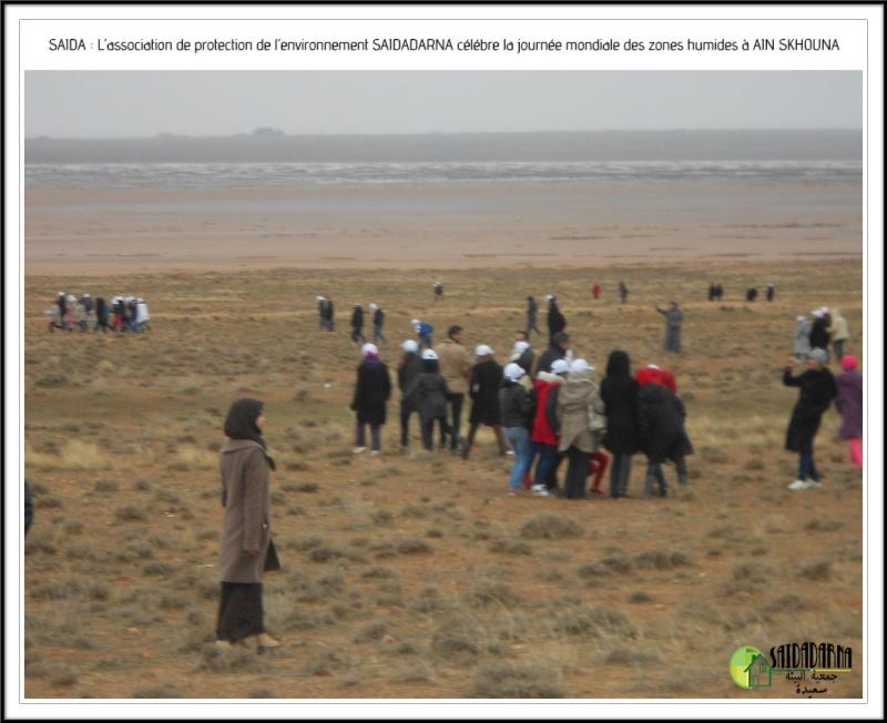 Célébration de la journée mondiale des zones humides Ain Skhouna Dscn0022