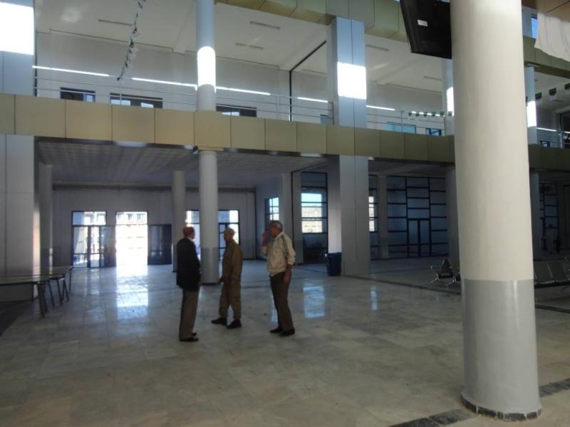 La mise en exploitation de la nouvelle Gare routiére Gare_110