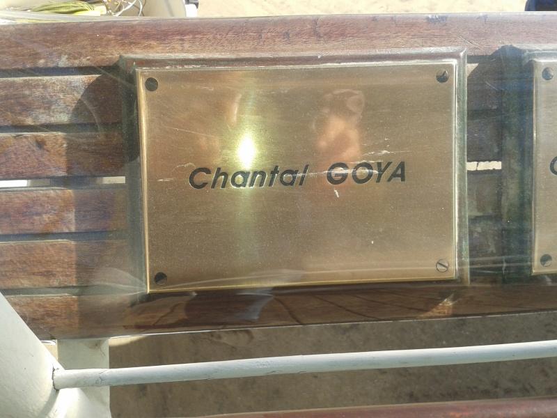 La Chantal... Goya10