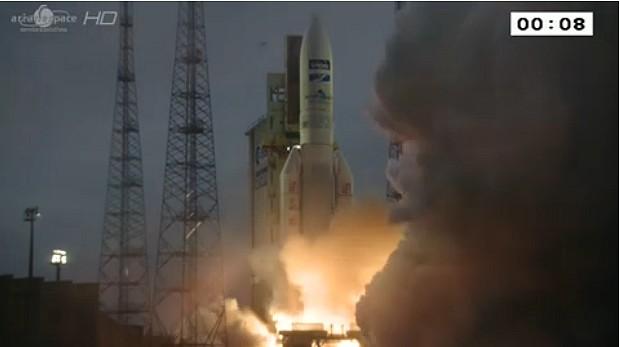Lancement Ariane 5 ECA VA217 / ABS 2 & ATHENA FIDUS- 6 fevrier 2014 - Page 4 Sans_t53
