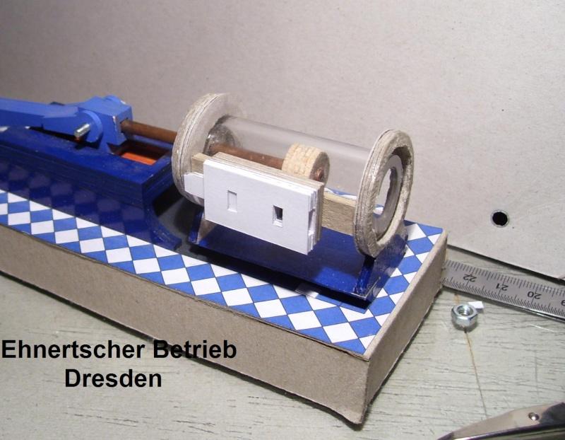Eine Werkstattmaschine... + Entwicklung der BS2/11 zur BS 1/14 - Seite 3 100_2427