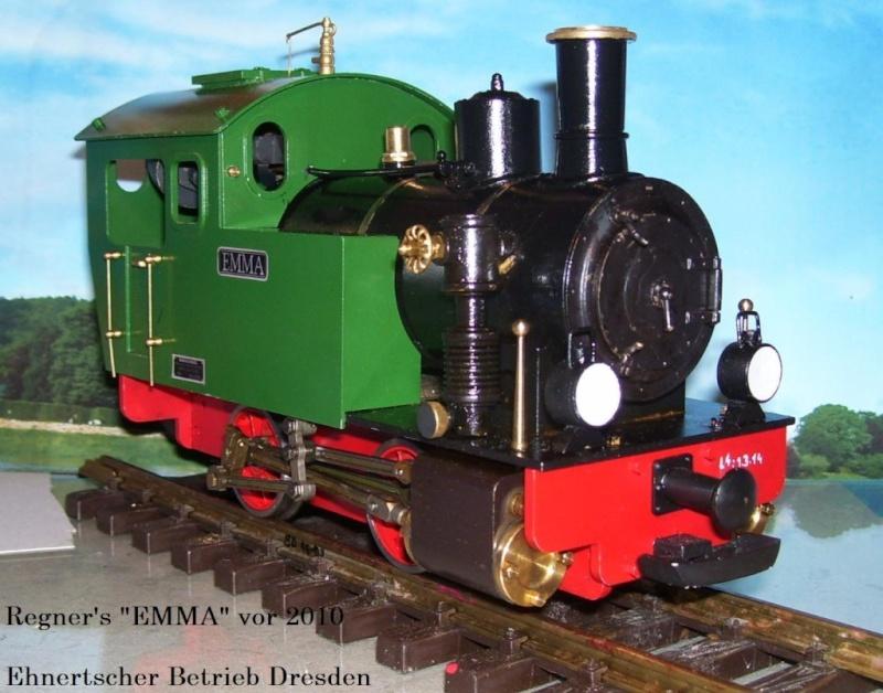 Regner's EMMA - etwas umgebaut und gesupert - Seite 2 100_2527