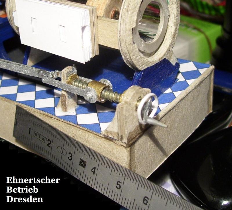 Eine Werkstattmaschine... + Entwicklung der BS2/11 zur BS 1/14 - Seite 3 100_2613