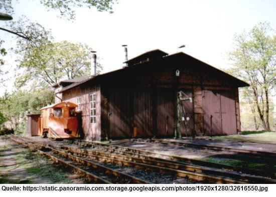 Bahnhofs-Diorama Radeburg 1:160 32616510