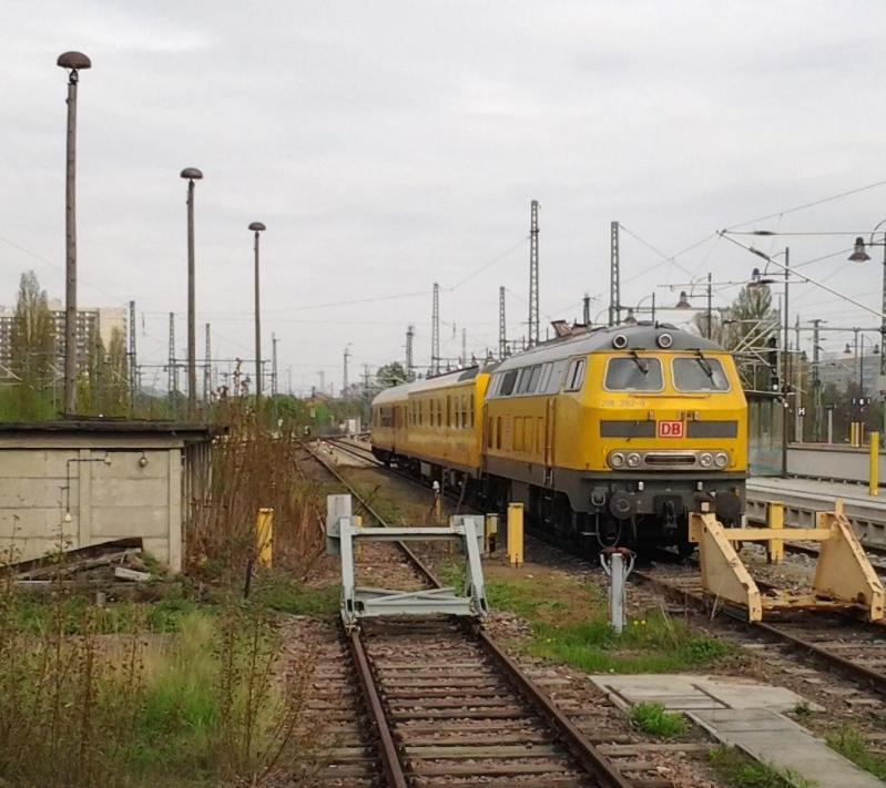 DB Netzinstandhaltung - der Messzug? Messzu11
