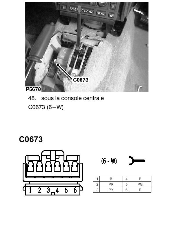 Les tribulations du moteur de sélection de gamme (Longue ou Courte) C067310