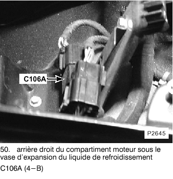 Petit souci de sonde de température d'eau C10610
