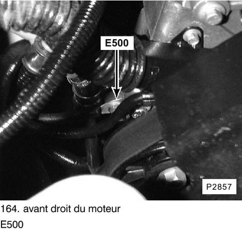 Range ne démarre plus E50010
