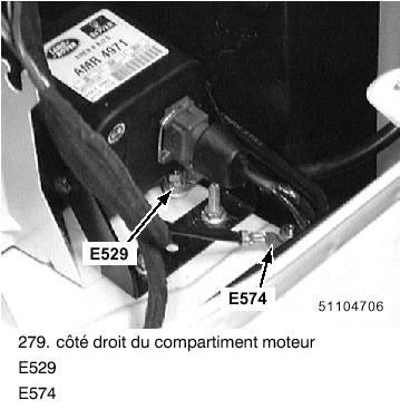 Petit souci de sonde de température d'eau E52910