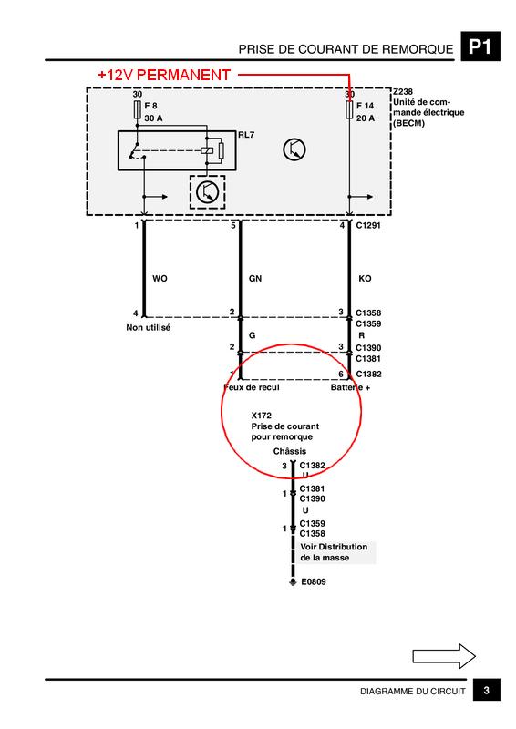 Relais RL10 sur DSE 99 F1410