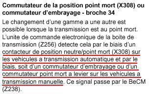 Les tribulations du moteur de sélection de gamme (Longue ou Courte) Info10