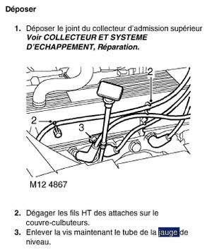 Refection du bas moteur du V8 - Page 2 Jauge110