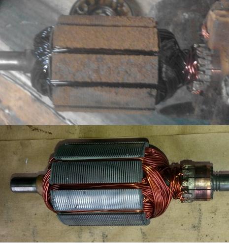 demontage moteur changement de gamme et modif Moteur10
