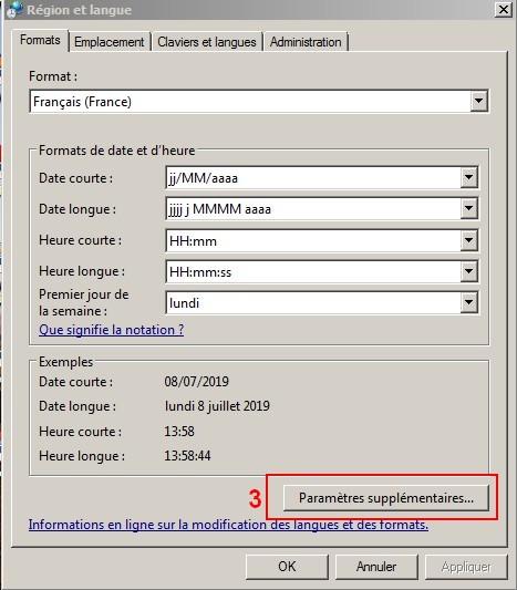 """Calorstat V8 comparatif entre version """"standard"""" et version 82° certifiée - Page 2 Params11"""
