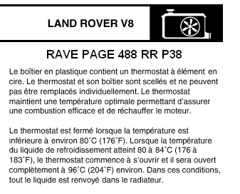 "Calorstat V8 comparatif entre version ""standard"" et version 82° certifiée Rave10"
