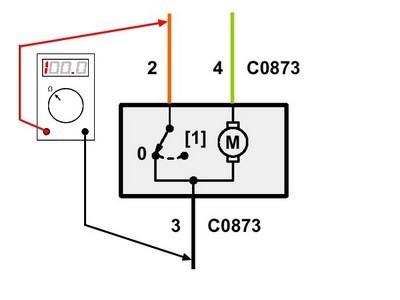 Compresseur EAS: Échange d'une Protection Thermique Défectueuse Schem211