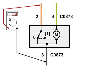 Compresseur EAS: Échange d'une Protection Thermique Défectueuse Schem312