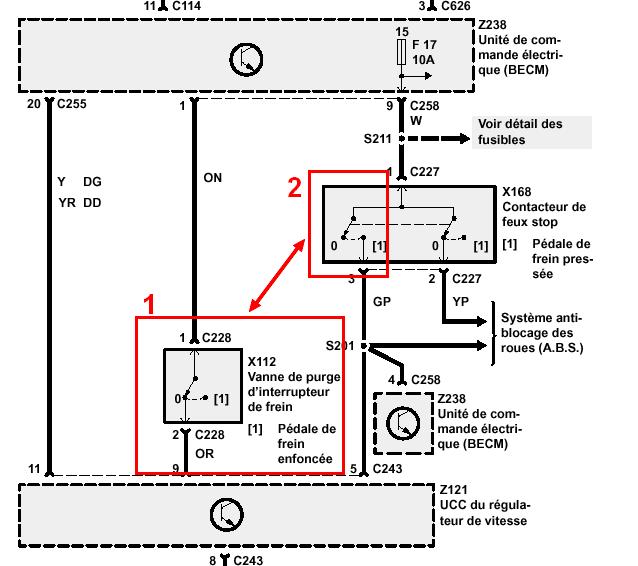 Regulateur de vitesse qui pompe Vanne10
