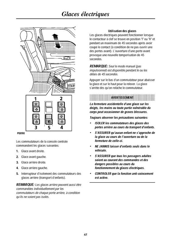 Mode séquentiel vitre passager - Page 2 Vitres12