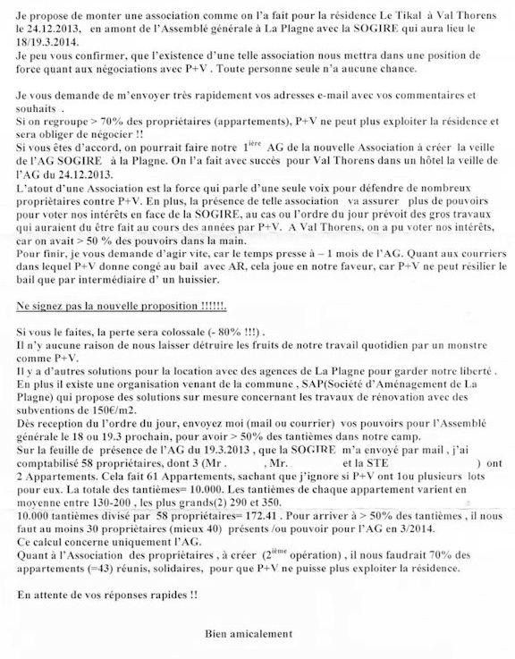 Plagne Lauze renouvellement Image210