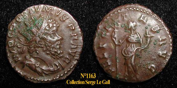 Demande de confirmation pour Antoninien de Postume 116310