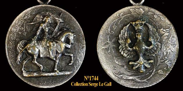 Médailles Jeanne d'Arc ... 174411