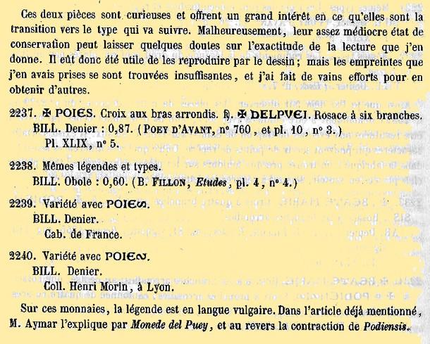 Le Puy ? - denier Denier15