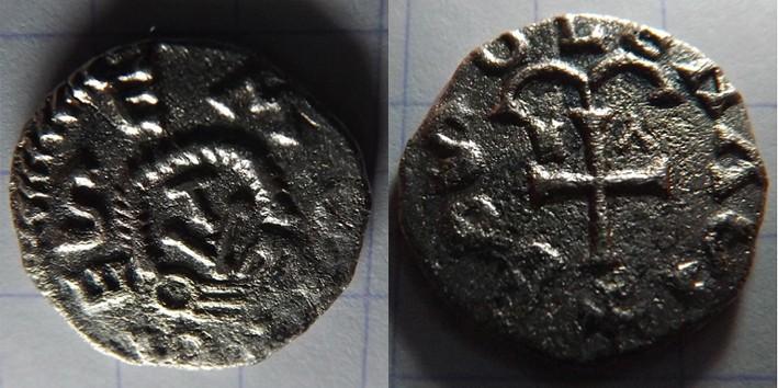 monnaie mérovingienne a identifier Marox11
