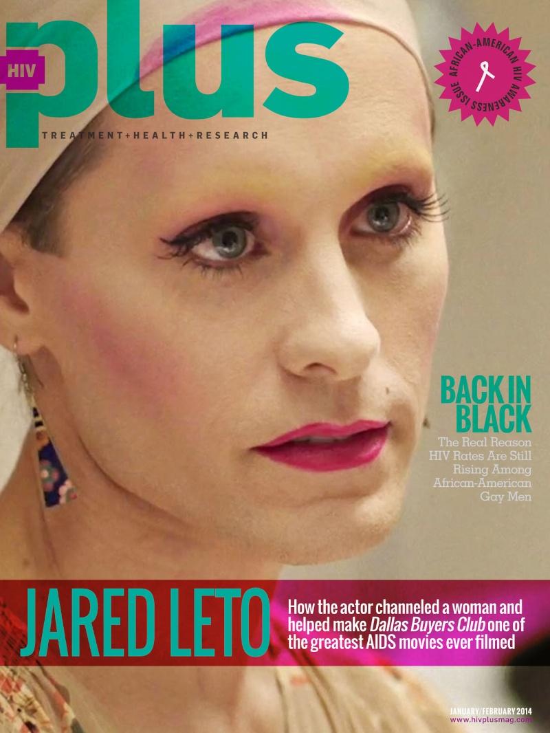 HIV Plus Magazine - janvier/février 2014 Tumblr14
