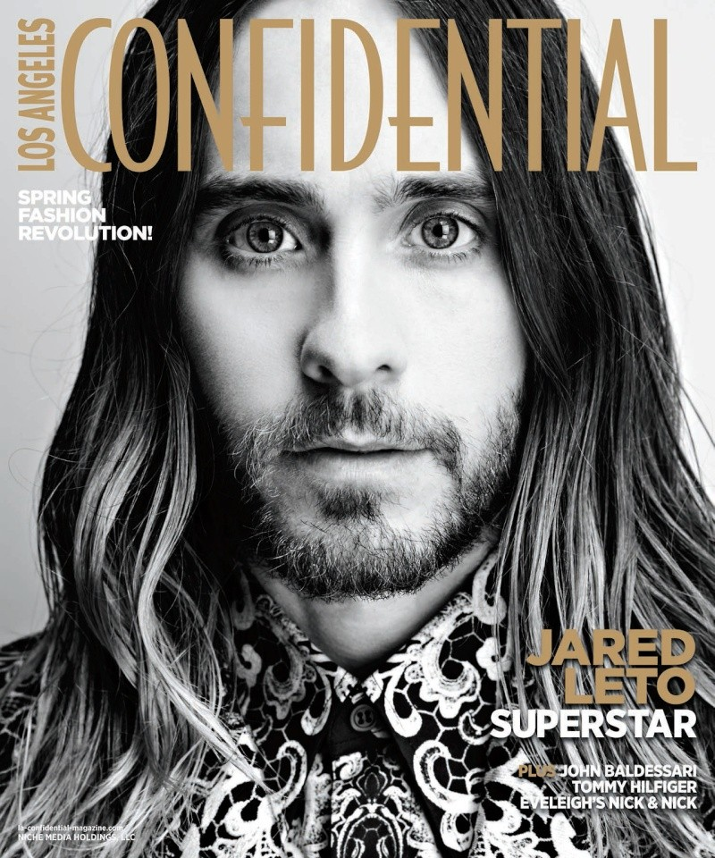 Jared Leto - LA Confidential Magazine - 2014 Tumblr24