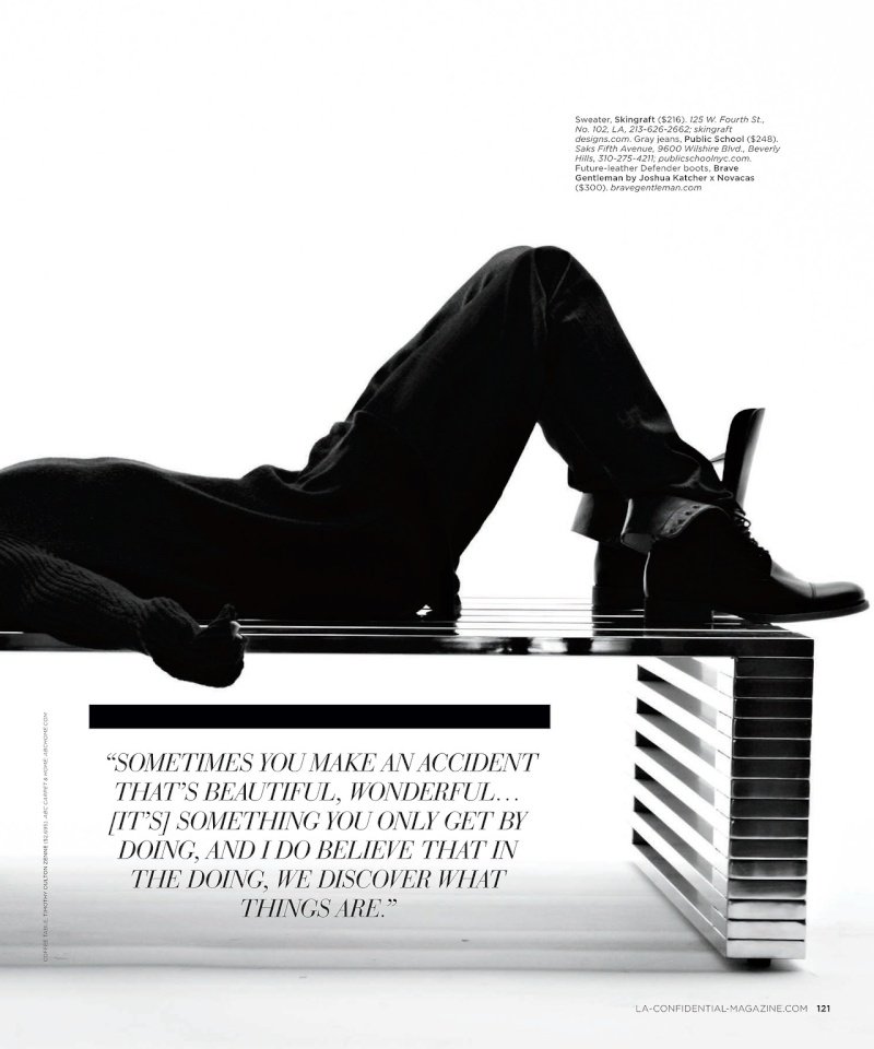 Jared Leto - LA Confidential Magazine - 2014 Tumblr28