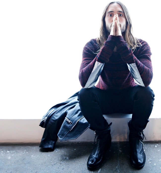 Jared Leto - LA Confidential Magazine - 2014 Tumblr33
