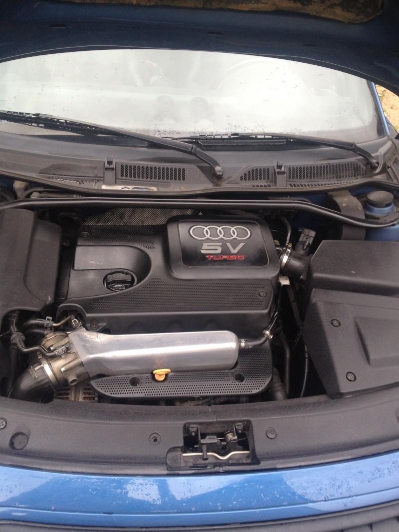 Audi MK1 180 Cv La Schtroumpfette de Drake_504  - Page 4 Photo_12