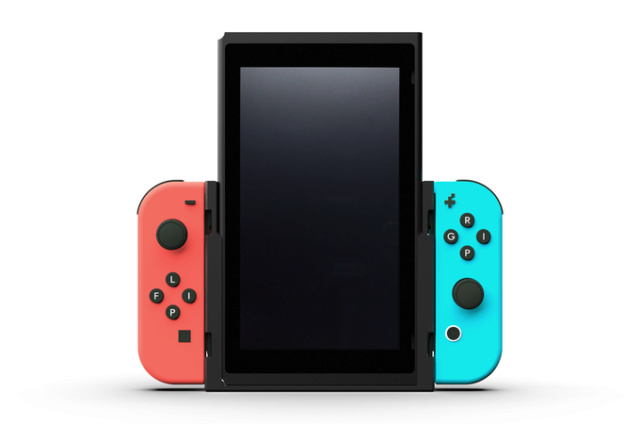Flip Grip : jouer en tate sur Switch 104b0210