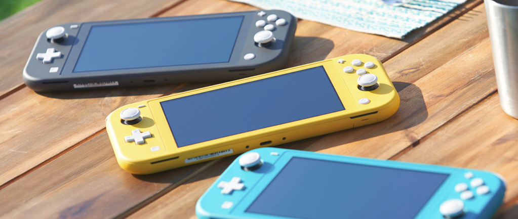 La Nintendo Switch Lite annoncée officiellement ! Nswitc10