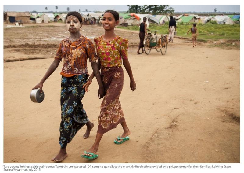 Birmanie / Bangladesh  - Répression contre les Rohingyas - Page 3 10743110