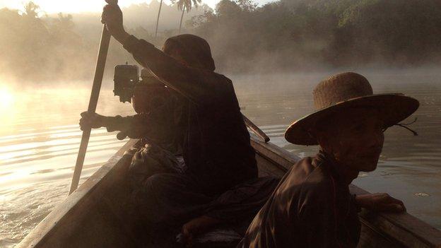 Birmanie : l'environnement massacré _7132810