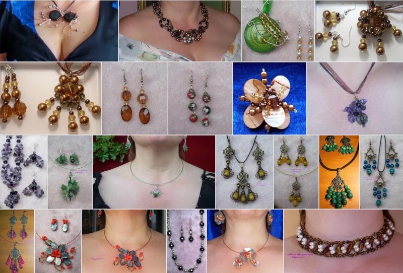 """""""Flori de piatră-Bijoux"""" albumul I-bijuterii artizanale marca Didina Sava - Pagina 19 210"""