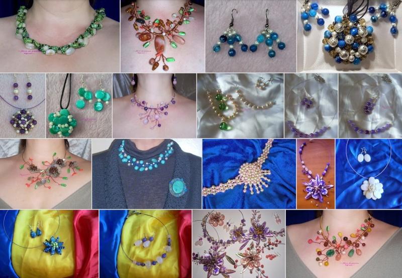 """""""Flori de piatră-Bijoux"""" albumul I-bijuterii artizanale marca Didina Sava - Pagina 19 310"""