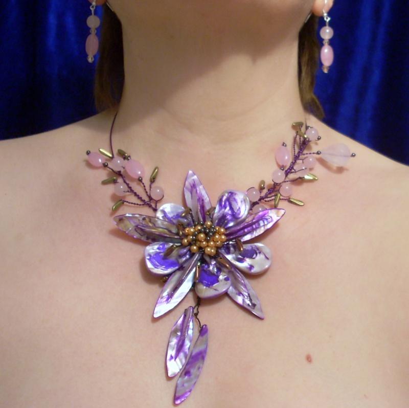 """""""Flori de piatră-Bijoux"""" albumul I-bijuterii artizanale marca Didina Sava - Pagina 19 Bros_215"""