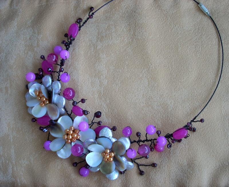 """""""Flori de piatră-Bijoux"""" albumul I-bijuterii artizanale marca Didina Sava - Pagina 19 Bros_415"""