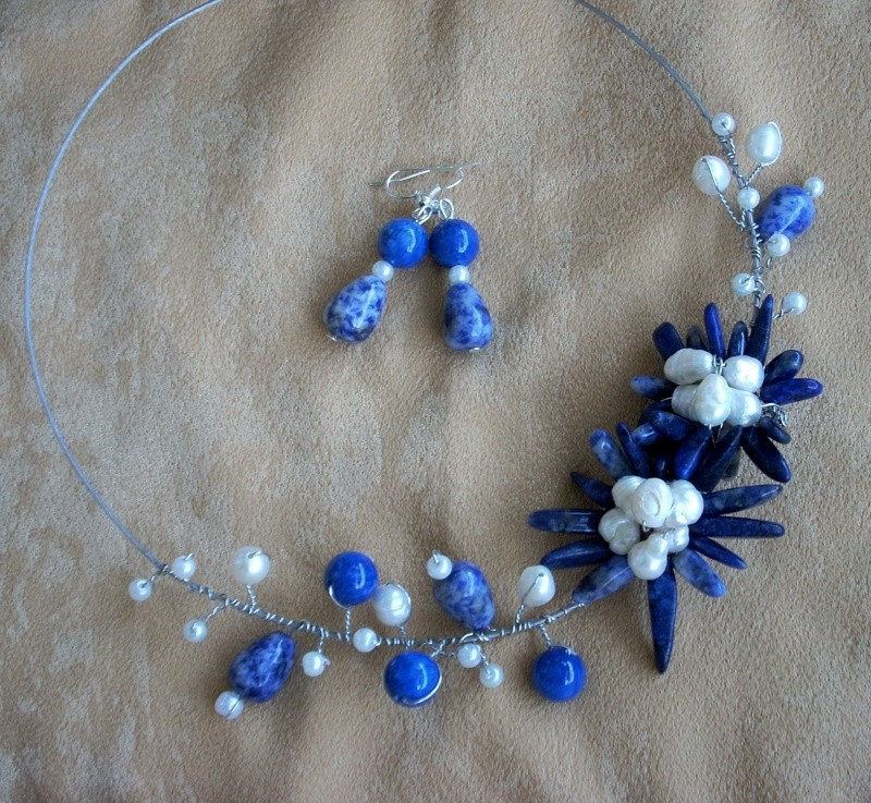 """""""Flori de piatră-Bijoux"""" albumul I-bijuterii artizanale marca Didina Sava - Pagina 19 Bros_418"""