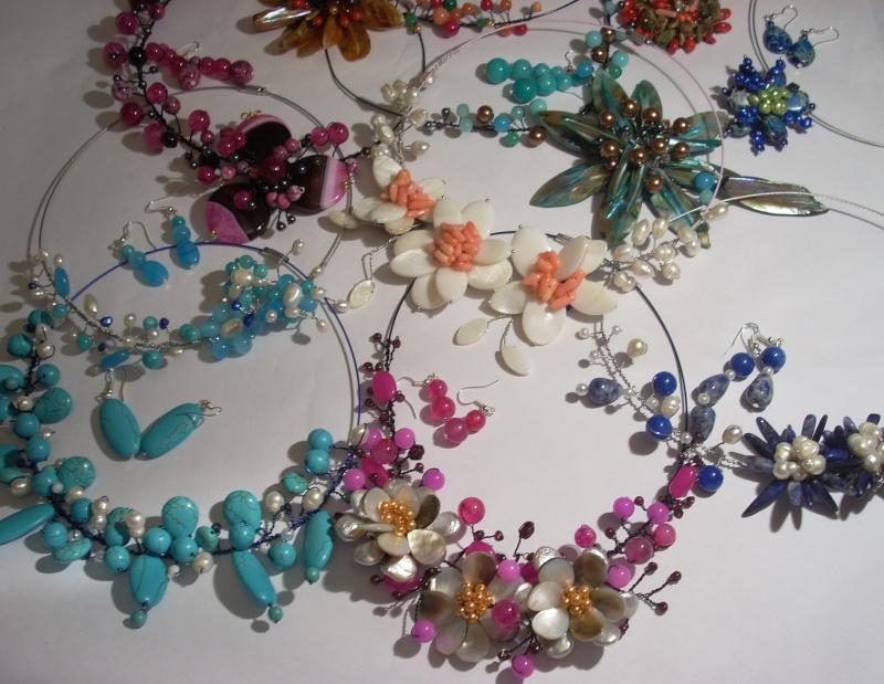 """""""Flori de piatră-Bijoux"""" albumul I-bijuterii artizanale marca Didina Sava - Pagina 19 Bros_419"""